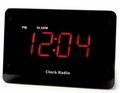 Clock Radio Hidden Camera w/ Night-Vision