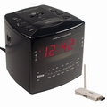 Digital Wireless Alarm Clock Camera