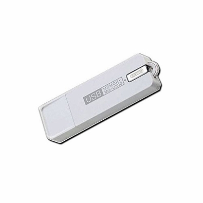 Forus Professional USB Drive Audio Recorder With Voice Activation- 4GB