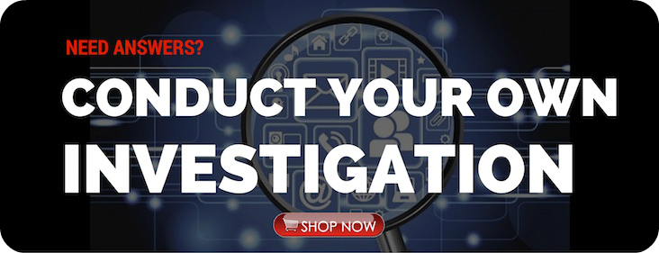 Need Answers or Suspect Infidelity- Conduct Your Own Investigation