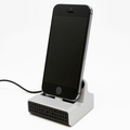 WiFi LawMate iPhone Charging Dock Hidden Camera DVR