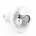 LED Light Bulb Night Vision HD Hidden Spy Camera
