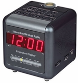 NightVision Clock Hidden Camera