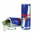 Red Bull 16-Ounce Can Safe