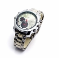 Silver Spy Watch HD Camera with Nightvision