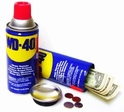 WD-40 Diversion Can Safe