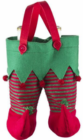 Elf Pants 2 Bottle Wine Bag