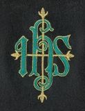 IHS Two Tone Intricate