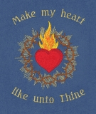 Make My Heart Like Unto Thine