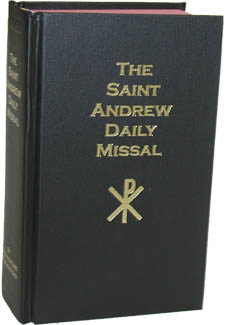 The Saint Andrew Daily Missal