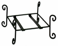 Coster Rack, Wrought Iron Curled Prongs