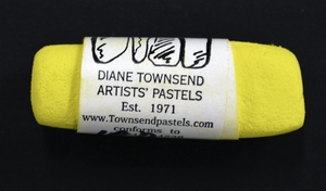 Diane Townsend Soft Form Pastel, Cool Lemon