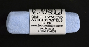 Diane Townsend Soft Form Pastel, Soft Baby Blue