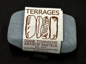Diane Townsend Terrages Pastel, Soft Blue