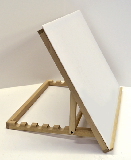 Large Easel with Plexiglass