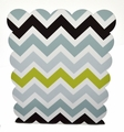 Magnetic Dry Erase Board, Chevron