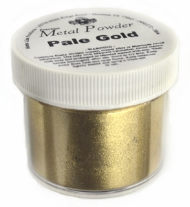 Mona Lisa Metal Powder 1oz (Pale Gold)