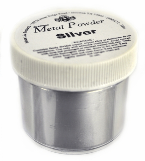 Mona Lisa Metal Powder 1oz (Silver)