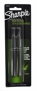 Sharpie Refillable Stainless Steel Pen Refills