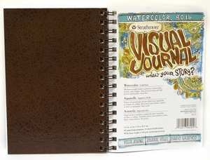 Strathmore Visual Journals Watercolor