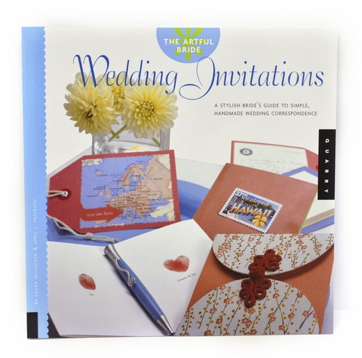 The Artful Bride Wedding Invitations