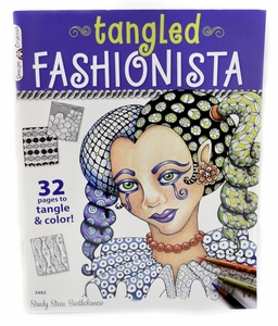 The Tangled Fashionista by Sandy Steen Bartholomew