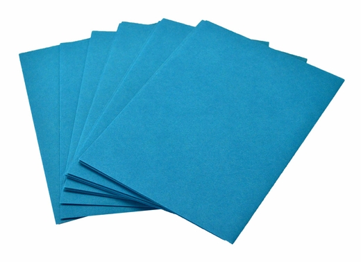 Waste Not Envelopes and Blank Cards, Pack of Ten Misc Colors