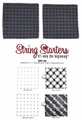 Zentangle String Starters Set #6