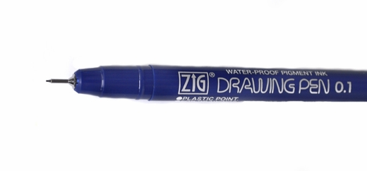 Zig Drawing Pen, PX-01