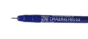 Zig Drawing Pen, PX-02