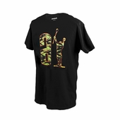 Adrenaline Movement Heavy Camo T-Shirt