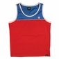 Adrenaline Vendetta Performance Tank Top - Red
