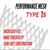 "String King Performance Mesh Type ""1S"" (10 Diamond)"