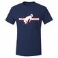 Wild Horse Custom Hanes Cotton T-Shirt (Adult)