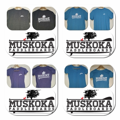 Muskoka Paddleboards DriQuik Shirt