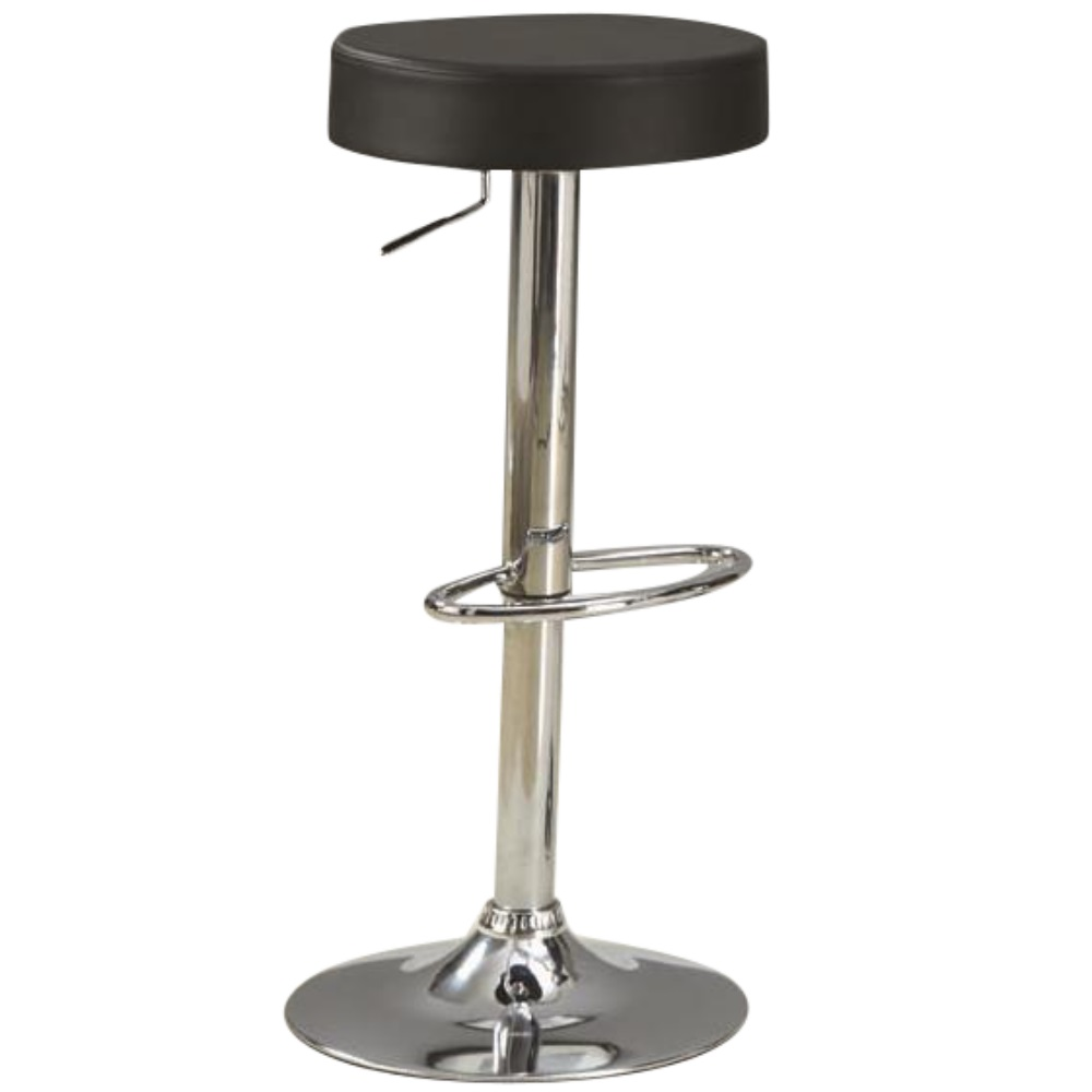 Gas Lift Bar Stool 102558 Dallas Designer Furniture 4 Less