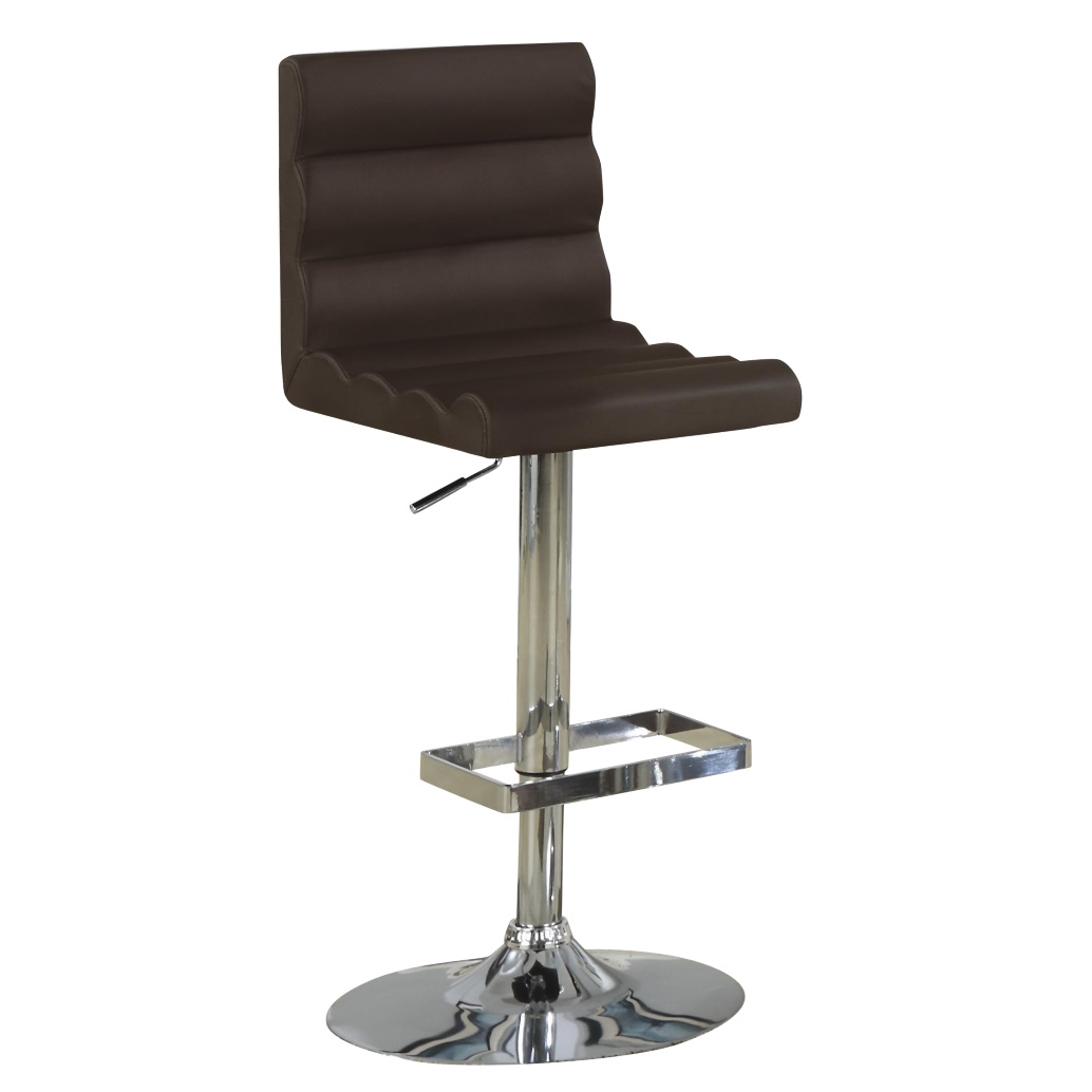 Gas Lift Bar Stool 120355 Dallas Designer Furniture 4 Less