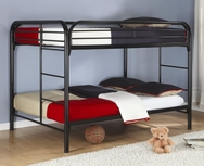 Metal Full Over Full Bunk Bed 460056K