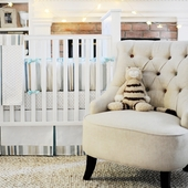 Abbey Road 2-Piece Crib Bedding Set