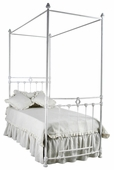 Adele Iron Canopy Bed