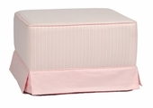 Adult Ottoman with Slipcover