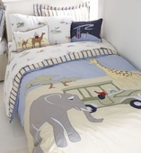 Adventure Reversible Duvet Cover