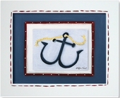 Anchor Custom Framed Giclee Print