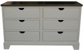 Andie 6 Drawer Dresser