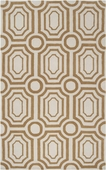Antique Gold Hudson Park Hand-Tufted Rug