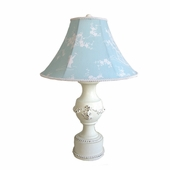 Aqua Pagoda Bella Medium Pedestal Lamp