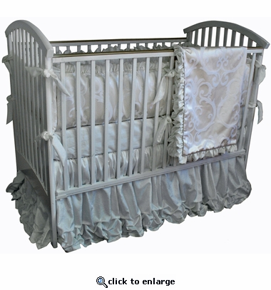 Arabesque Crib Bedding