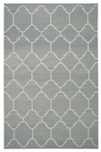 Arabesque Rug - Steel Grey