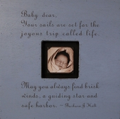 Baby Dear Photobox Frame
