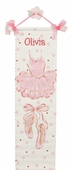 Ballet Canvas Growth Chart